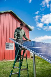 Solar for Farms & Agriculture