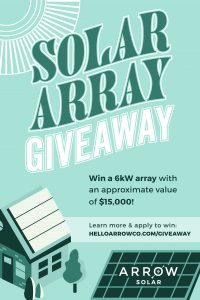 Summer Solar Giveaway